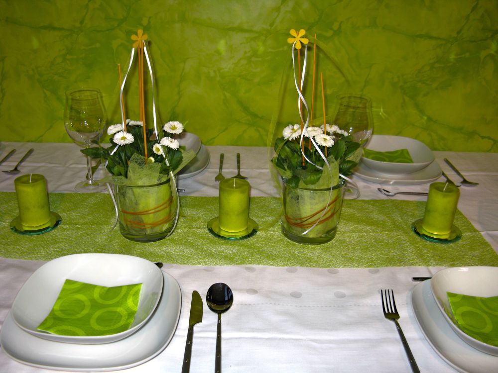 Blumenladen Stuttgart Vaihingen Hertneck Tisch Dekoration