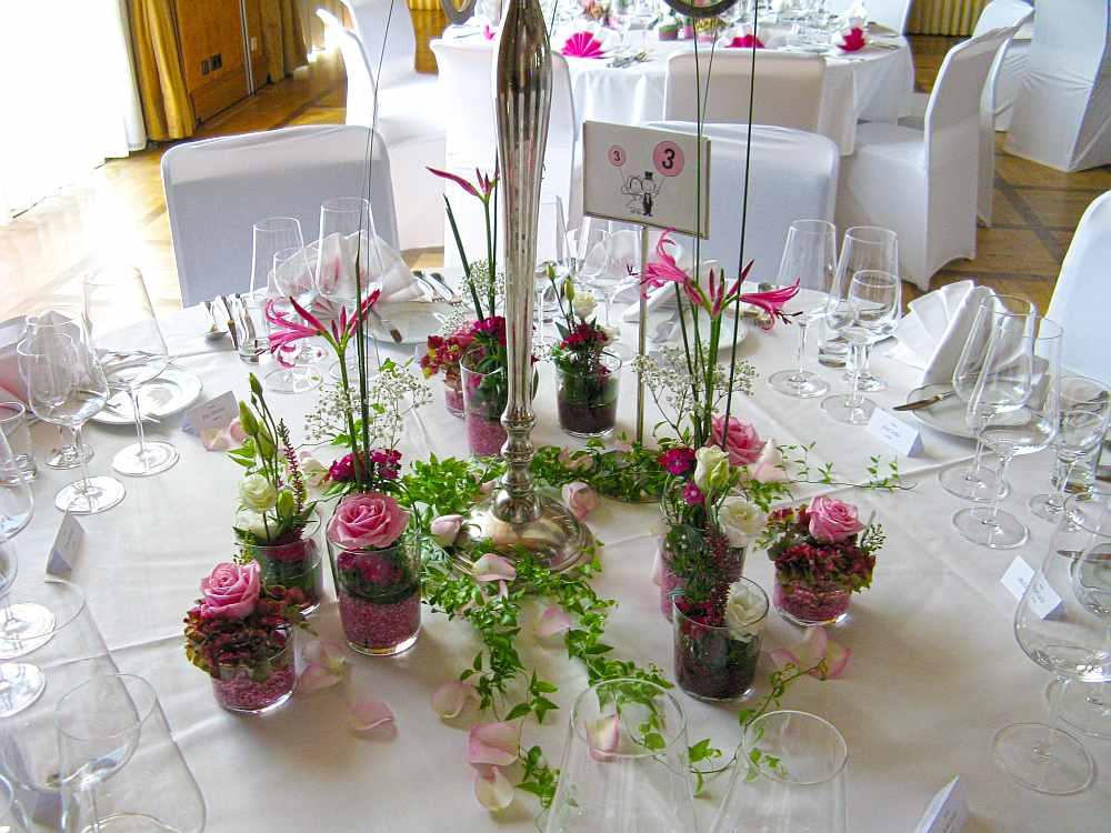 Blumenladen stuttgart vaihingen hertneck tisch dekoration for Tischdekoration ideen